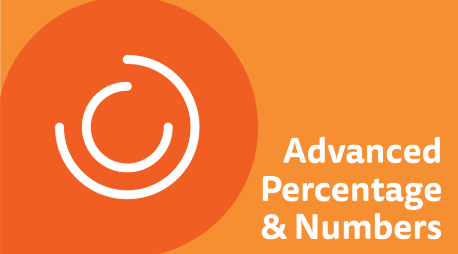 Advanced Percentages Featured